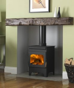 Burley Debdale 9104-C 4kW DEFRA wood burning stove
