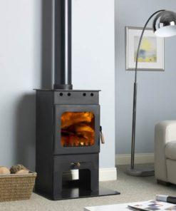 Burley Hollywell 5kW wood burning stove