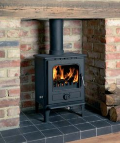 Cast Tec Norvik Multi Fuel Stove