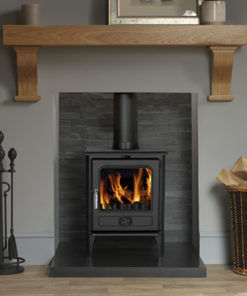 Cast Tec Norvic 5 multi fuel stove
