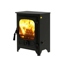Charnwood Country 4 black finish
