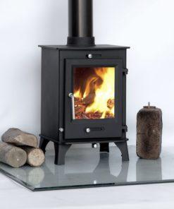Ecosy+ Ottawa 5 wood burning stove front side