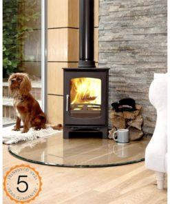 Ecosy+ Purefire Curve 5kw wood burning stove