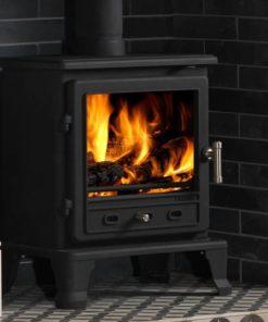 Firefox 8 Eco Design Multi-fuel stove