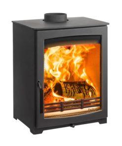 Parkray Aspect 5 DEFRA Approved Wood Burning Multi-fuel Stove