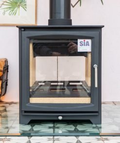 Hampton Double Sided Wood Burning Stove