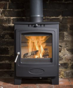 Hamlet Solution 5 Ecodesign Stove Front